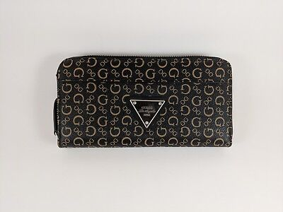 Clutch GUESS Woman/'s Wallet *Brown w//G Logo *Leadership SLG iPhone 6