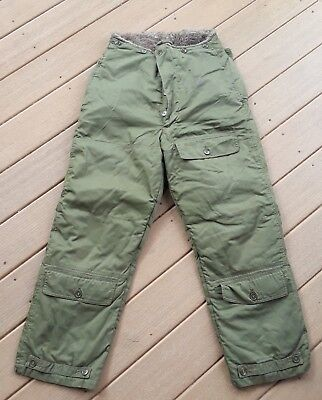 WW2 US Army Air Corp USAAF Flight Pants US Air Force