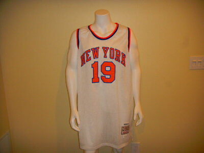 the latest 00a6d b653a WILLIS REED MITCHELL & Ness New York Knicks Basketball ...