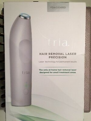 Tria Hair Removal Laser Precision with Original Box & Manual