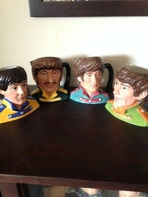 Royal Doulton Jug - The Beatles