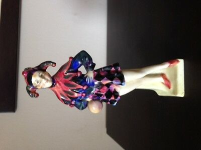 Royal Doulton Figurine - Lady Jester