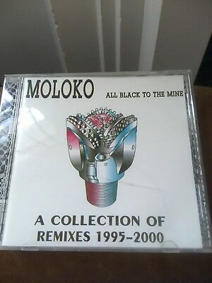 Moloko All Back To Mine A Collection Of Remixes 1995-2000 Cd