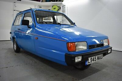 1993 Reliant Robin Lx Low Mileage From New And In Show Condition