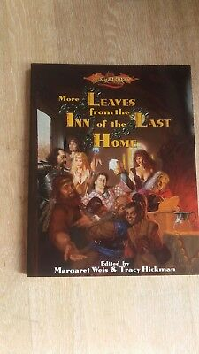 AD&D 2nd  Dragonlance More Leaves from the Inn of the Last Home by Magaret Weis