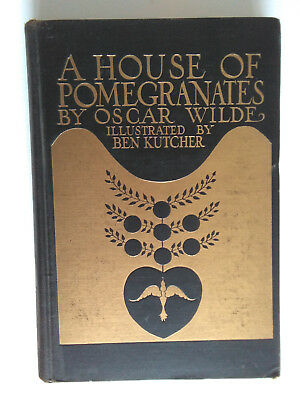 Ben Kutcher US Edition of Oscar Wilde House of Pomegranates