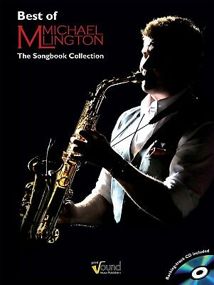 "Saxophon Noten ""Best of Michael Lington"" mit Begleit-CD"