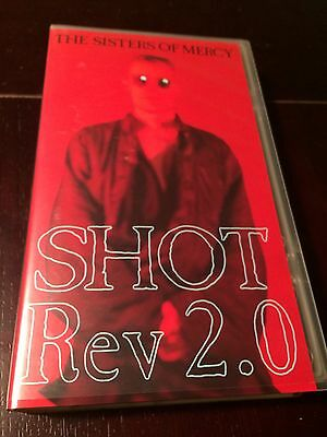 THE SISTERS OF MERCY - Shot Rev 2.0 VHS. 1993
