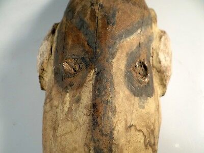 Sepik River Ritual Object Papua New Guinea Tribal Art  Png
