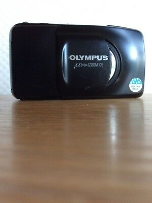 OLYMPUS Mju Zoom 105 ; 38 - 105 mm, 35 mm Kamera, defekt