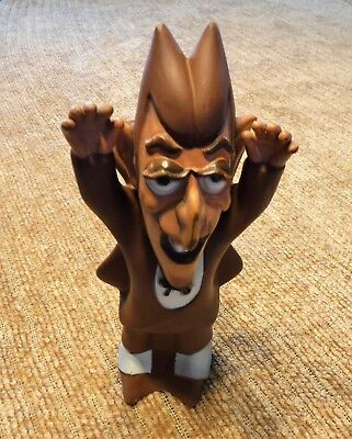Vtg 1970's General Mills COUNT CHOCULA Vinyl Cereal Advertising Toy Rare Promo
