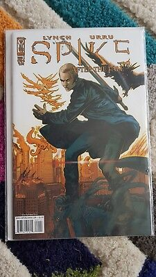 Spike After The Fall Comic Number 1. Lynch. Sealed