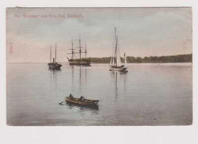 Row, Gairloch Argyll and Bute. Shipping - The Empress