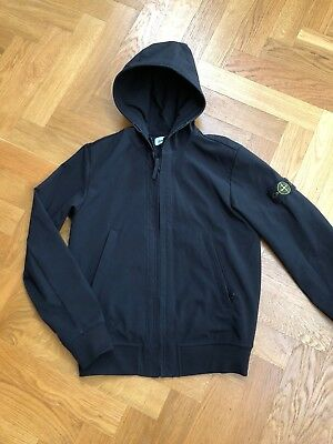 Boys STONE ISLAND Black Jacket (age 12 years)