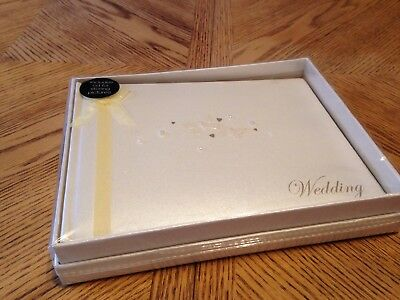 Marks Spencer Wedding Photo Album And Storage Cd
