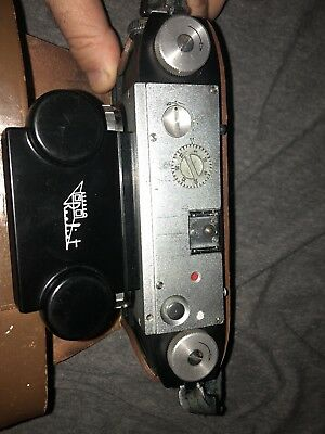 Used David White Realist 3D 35mm Camera 1950's (Non-Working For Parts)