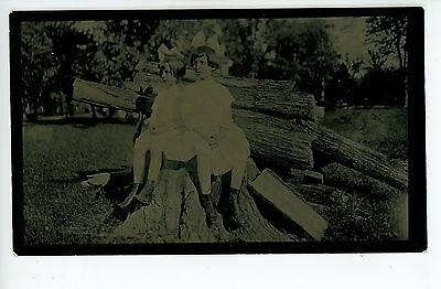 """DayDark"" Sample RPPC Rare Plateless Antique Photo—Deltiology St. Louis 1910s"