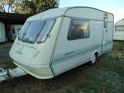 Elddis Hurricane XL 2 berth