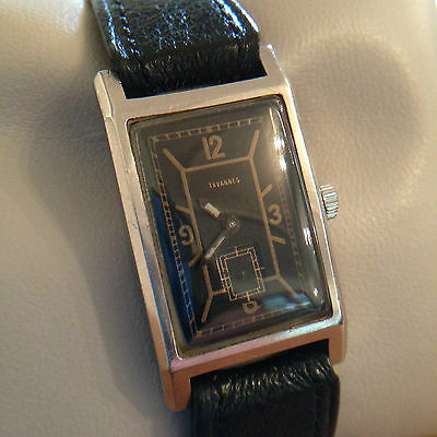 Tavannes Watch,Tavannes,Antique Watch,Super Rare,Vintage Watch.
