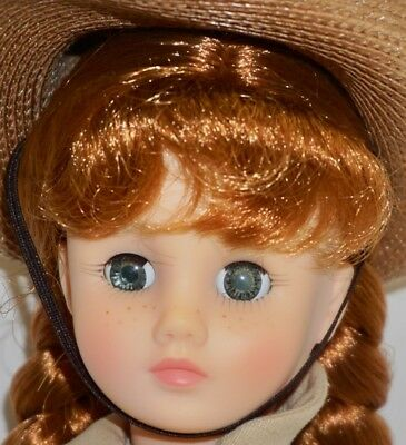 ANNE OF GREEN GABLES DOLL ~ Madame Alexander ~ 14 inch tall ~ NEW