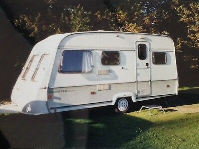 swift danette 5 berth caravan