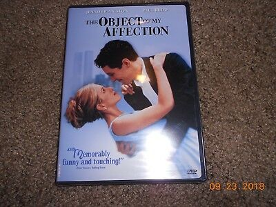 The Object of My Affection  DVD
