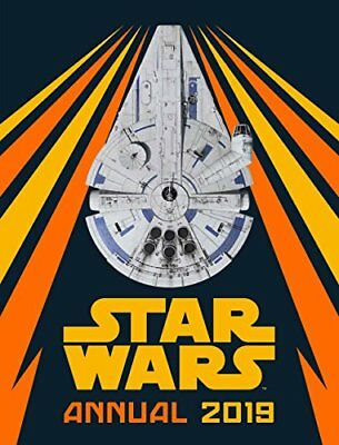 Star Wars Annual 2019 (Annuals 2019) by Lucasfilm New Hardcover Book