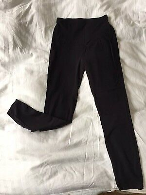 maternity leggings size 10