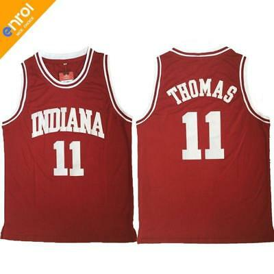 new arrival 86992 01605 ISIAH THOMAS PISTONS #11 Jersey - $45.00 | PicClick