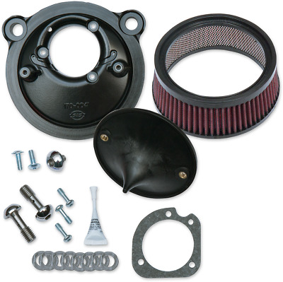 S/&S Cycle Stealth Air Filter for Stealth Air Cleaner Kit  Standard 170-0193*