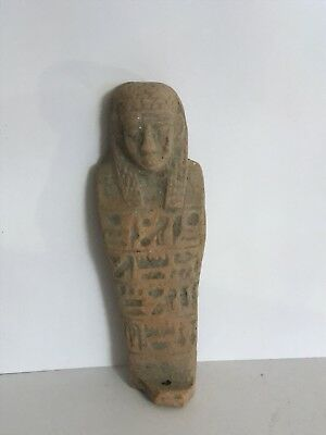 Lovely Example - Circa 664-332Bc Ancient Egyptian Mummy With Hieroglyphics