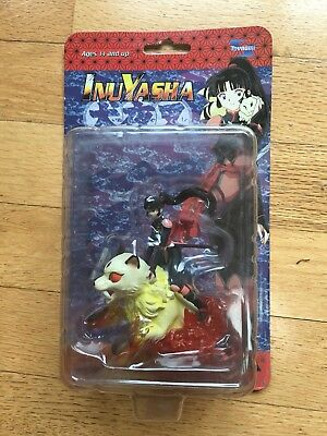 Furuta Inuyasha Fire on the Mystic Island Collection Figure Sango Kirara