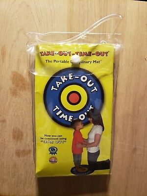 Take-Out Time-Out The Portable Time Out Mat