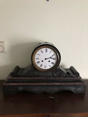 Beautiful Victorian Mantel Clock
