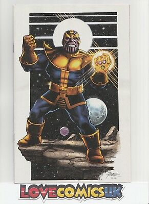 Thanos Legacy #1 1 For 100 Perez Virgin Variant Marvel Comics