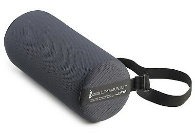 The Original McKenzie Lumbar Roll by OPTP - Low Back Support for Chairs