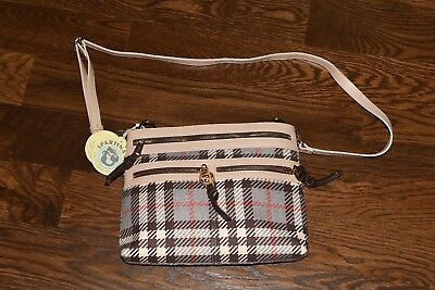 NWT SPARTINA 449 Wymberly Zipper Hipster - FREE SHIPPING