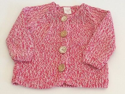Seed Baby Cardigan Fits 3-6 Months