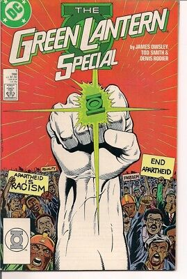 The Green Lantern Special #1 by DC Comics