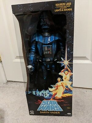 "SDCC 2017 - Star Wars Darth Vader - Hildebrandt 20"" - Jakks Pacific"