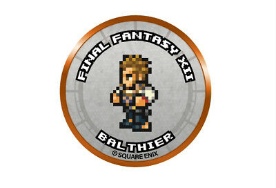 Final Fantasy Record Keeper Pin Badge Collection FFXII Balthier Pixel Art Button