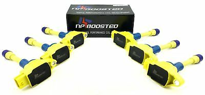 Ignition Coil Packs Set of 6 for Infiniti Nissan Maxima Murano Pathfinder Quest