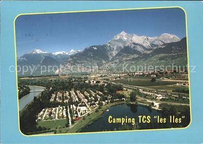 61389172 Sion VS Camping TCS Les Iles / Sion /Bz. Sion