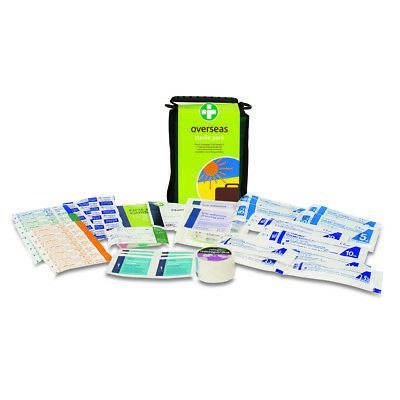 Reliance Medical Overseas Sterile First Aid Kit In Scandi Bag, International