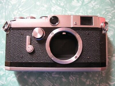 canon rangefinder camera for parts, not working