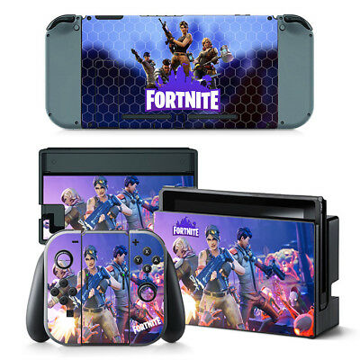 Hot Nintendo Switch Battle Royale Game Sticker Game Skins Decals Wrap 7pcs-5198