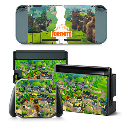 Fortnite Nintendo Switch Battle Royale Sticker Game Skins Decals