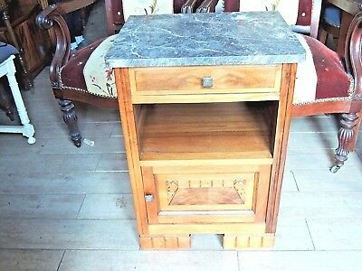 French Art Deco Bedside cabinet