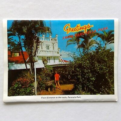Greetings from Paronella Park View Folder Postcard (P334)