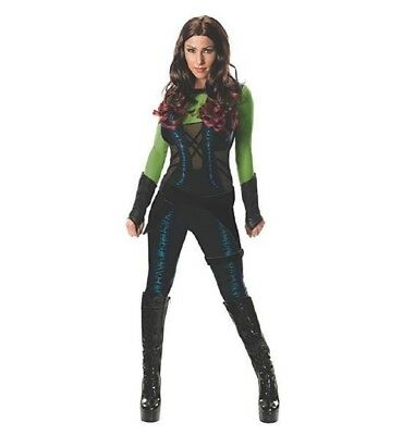 Rubies Guardians of the Galaxy Gamora Costume Adult - 2 Sizes